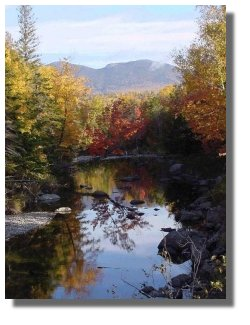Photo of Carrabassett River