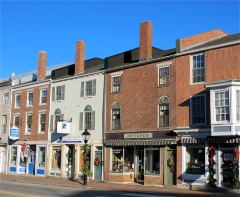 Photo of antique stores in Hallowell
