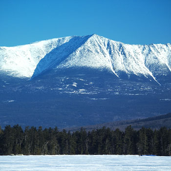Photo of Maine Mountains